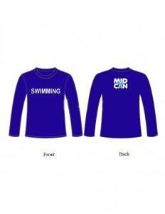 swimming-club-tshirt-layout