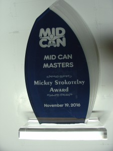 The Mickey Stokotelny Award